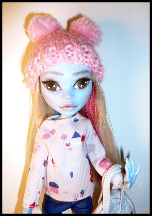 Etsy Shop - Ooak Custom Monster High Doll