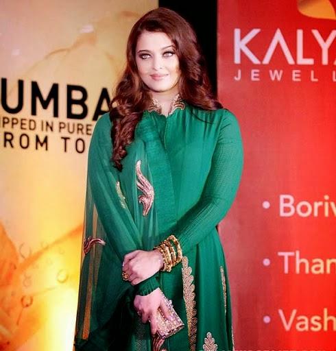 Aishwarya Rai in Salwar Suits