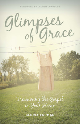 Glimpses of Grace by Gloria Furman - a book review by papertapepins