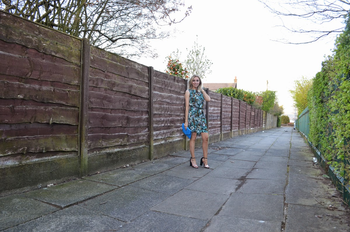Dorothy Perkins Print Dress