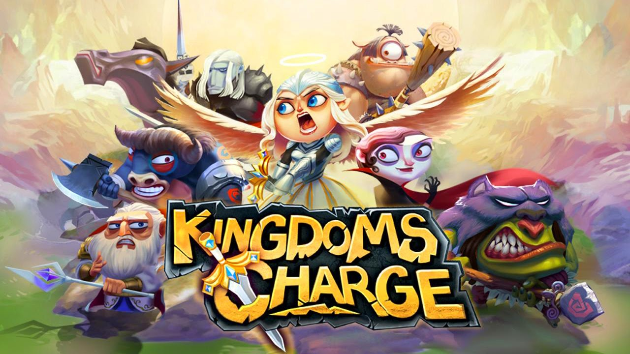 Kingdoms Charge Gameplay IOS / Android