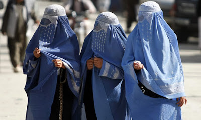 wanita Afghanistan