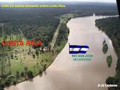 ECOCIDIO DE COSTA RICA AL RIO SAN JUAN DE NICARAGUA
