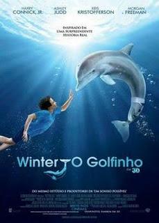 Winter, O Golfinho Dublado 2011