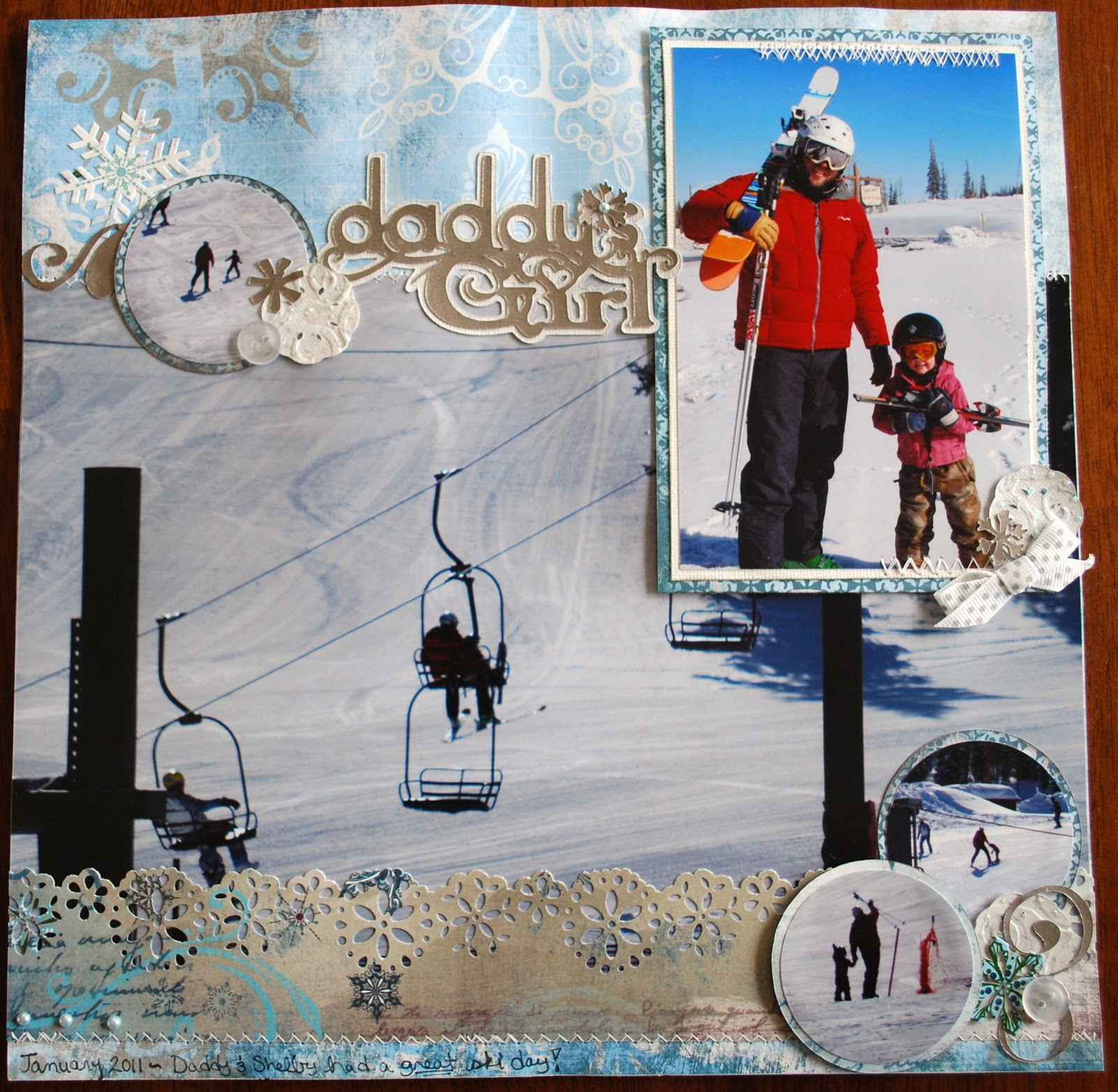 January scrapbook ideas - Just Wanted To Share Some Of My Favorite Scarpbook Pages That I Haven T Shared Yet I Hope You Like Them And Get Some Fun Ideas For Your Pages