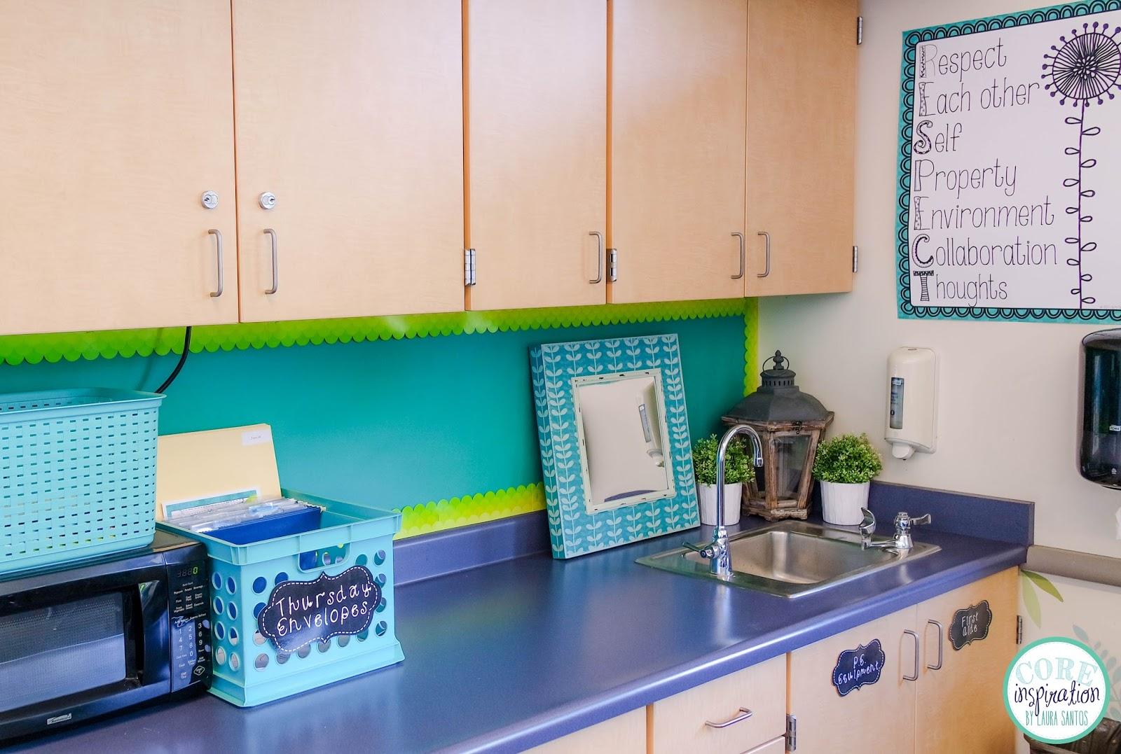 Classroom Reveal 2015-2016 | Core Inspiration | Bloglovin\'