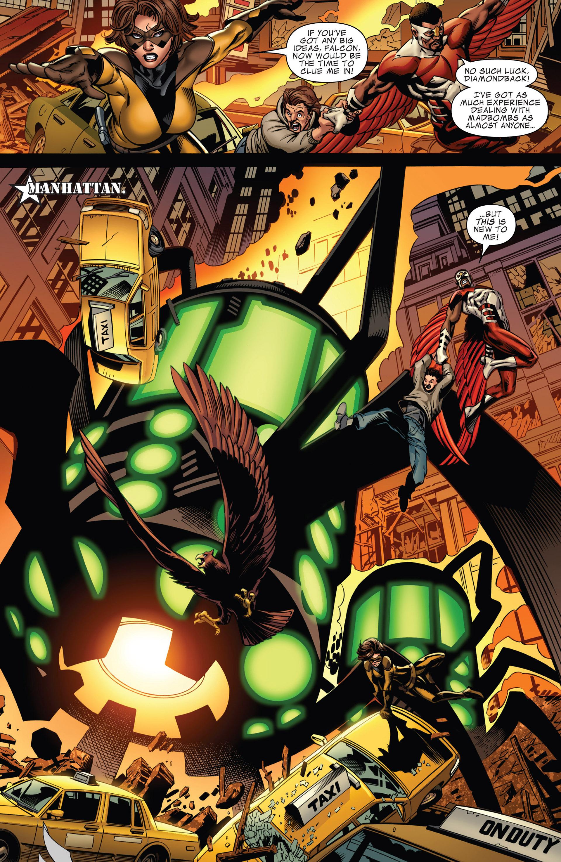 Captain America (2011) Issue #18 #18 - English 3