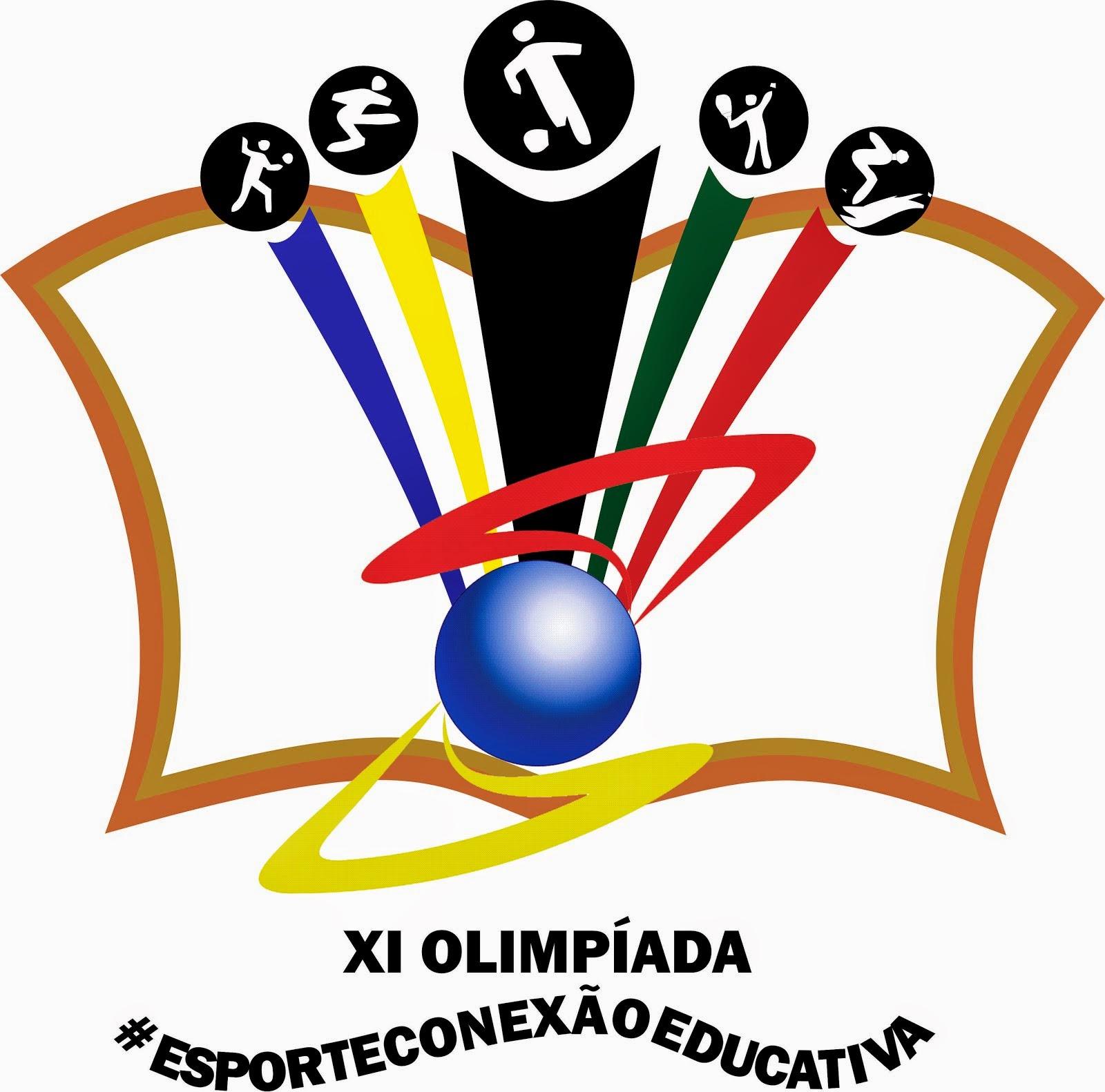 Abertura da XI Olimpíada: Dia 28/08/2014 às 10:00h