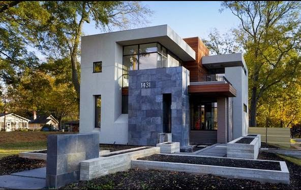 fachadas de casas nuevas fachadas de casas