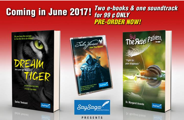 Be Happy Bundle: PRE-ORDER TODAY                                2 ebooks & 1 soundtrack