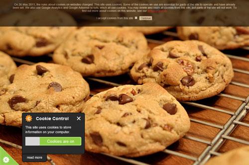 Soluciones a la ley de las cookies