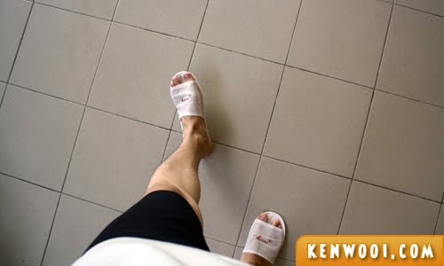 hotel slipper 3