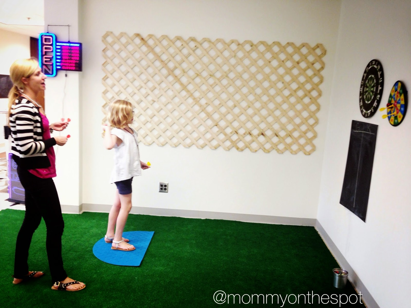 mommy on the spot at circuit math metro detroit