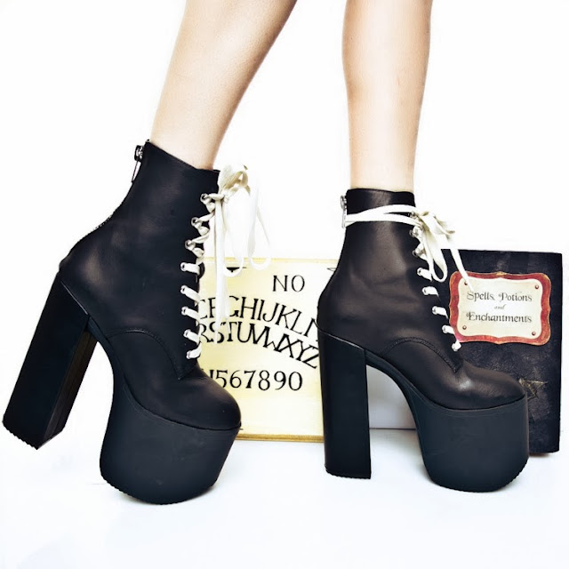 UNIF Salem Boots