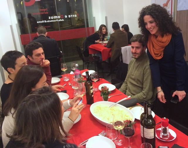 Enoteca Provincia di Roma - Terre e Domus {Eat Like a Roman}