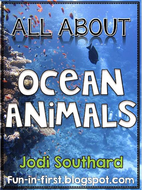https://www.teacherspayteachers.com/Product/All-About-Ocean-Animals-1843557