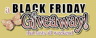 Digital Scrapbooking Black Friday Giveaway