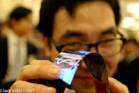 Bendable Screen To Be Launched By Samsung During CES