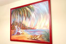 Phoenix picture frame art