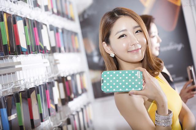 4 Bang Eun Young - KITAS 2013  - very cute asian girl - girlcute4u.blogspot.com