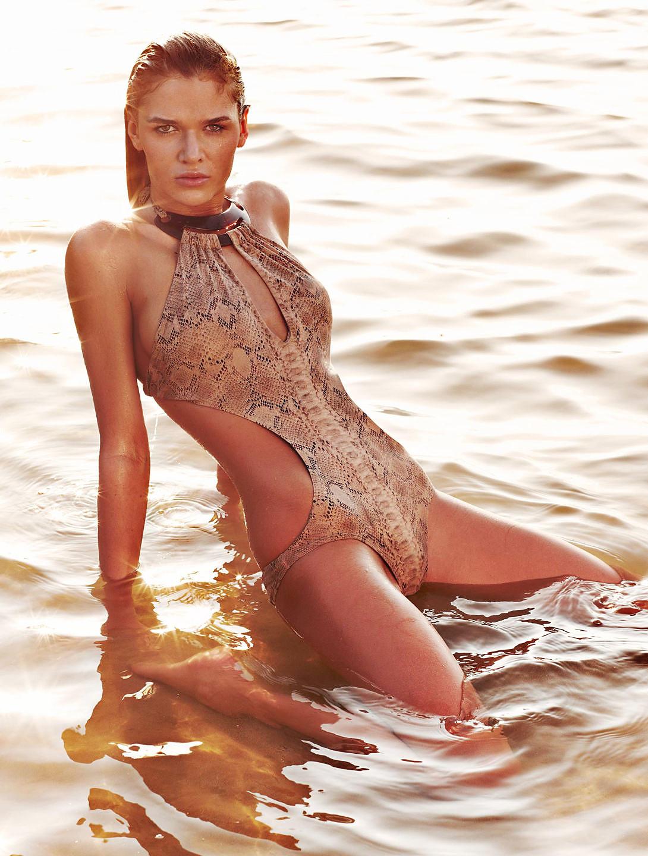 Next Top Model Blog: GNTM C7: Bikini Shoot in Thailand