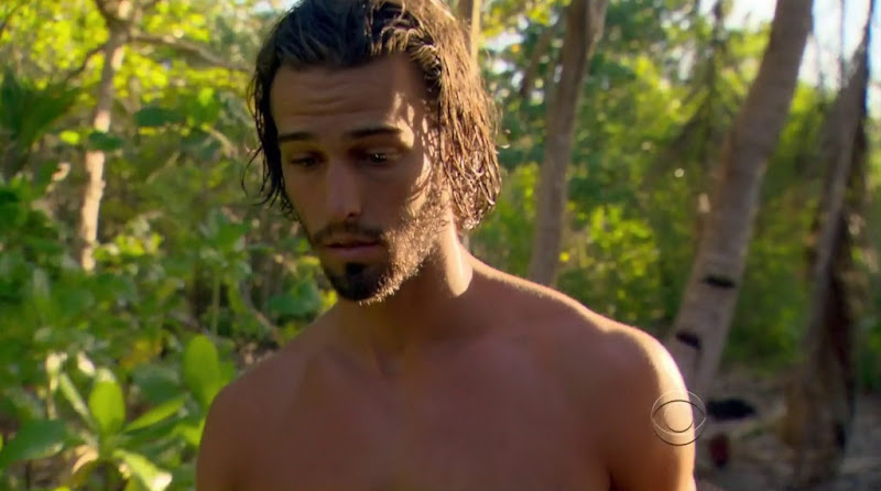 Jay Byars Shirtless in Survivor: One World e8