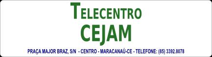 CENTRO DE EDUCAÇÃO DE JOVENS E ADULTOS DE MARACANAÚ