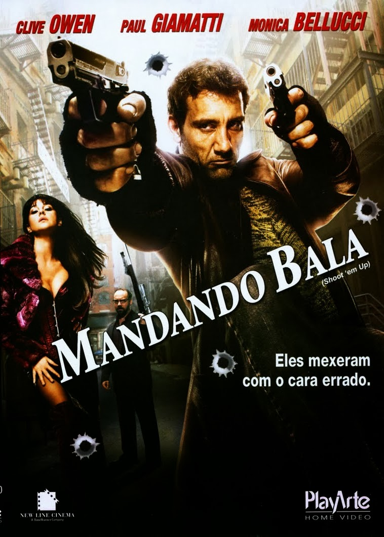 Mandando Bala – Dublado (2007)