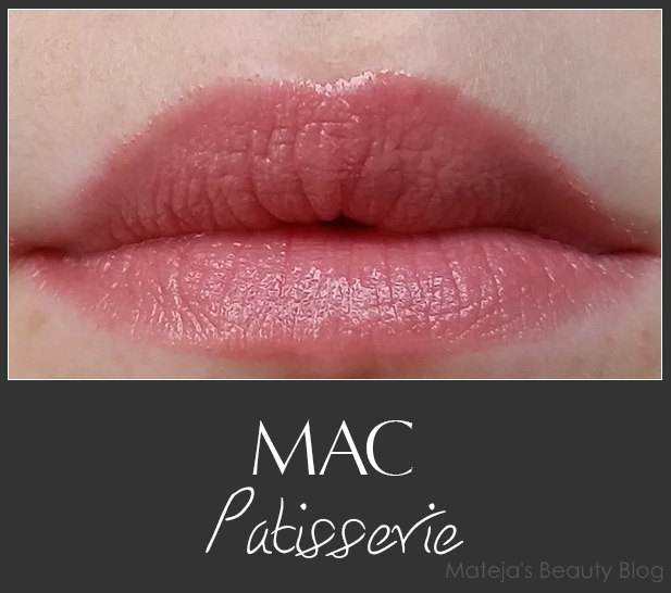 MAC Lipstick Samples from The Body Needs #3 - Mateja's Beauty Blog