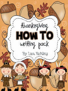 http://www.teacherspayteachers.com/Product/Thanksgiving-How-To-Writing-Pack-FREEBIE-401941
