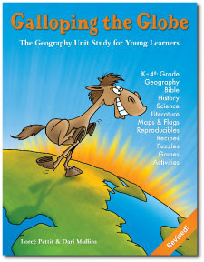 Galloping the Globe Review-The Unlikely Homeschool