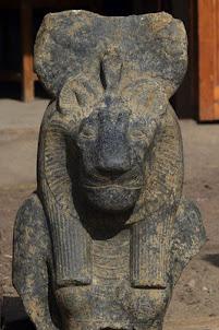 D'autres statues de la déesse Sekhmet découvertes