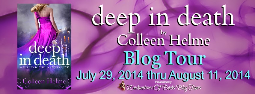 Deep in Death Blog Tour + Giveaway – Book Looks, Excerpt & Book Trailer