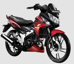 Harga Sepeda Motor Honda Bulan Ini