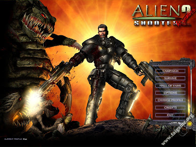 Cheat Alien Shooter 2 : Reloaded