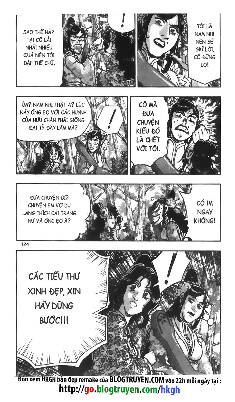 Hiệp Khách Giang Hồ chap 361 page 13 - IZTruyenTranh.com