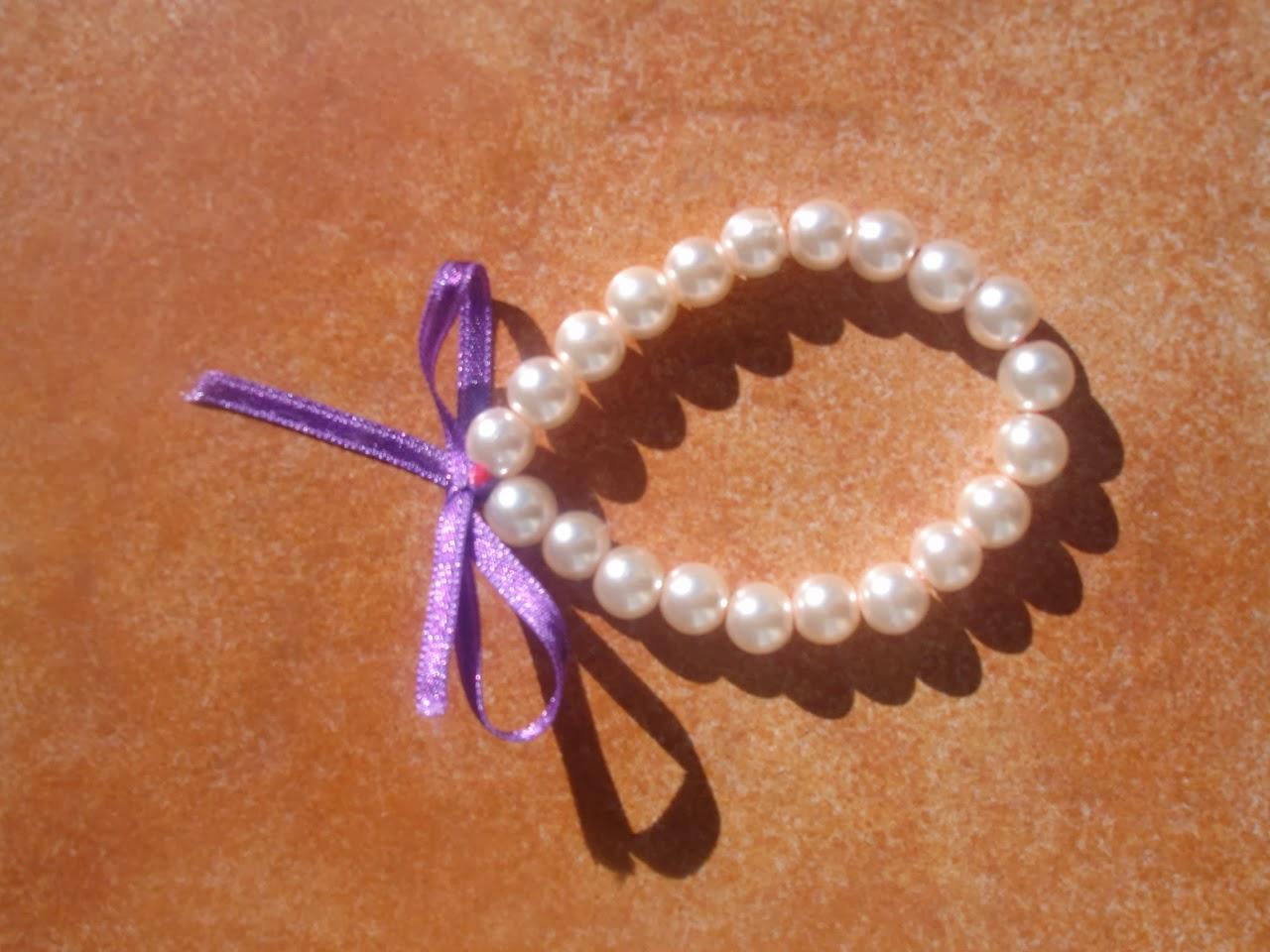 imagenes de pulseras de perlas - imagenes de pulseras | Pulsera con perlas Mossimo Coppel