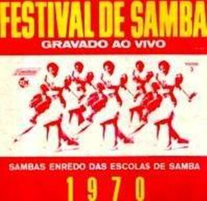 foto da capa do cd sambas de enredo 1970 grupo especial carnaval do Rio de Janeiro