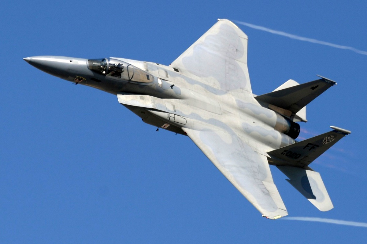 F-15SE Silent Eagle Wallpaper 4