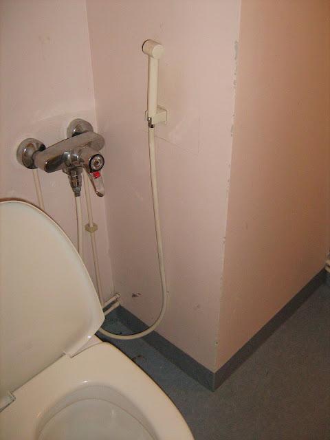 vuokra-asunnon wc