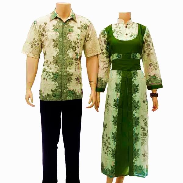 Sarimbit Batik Modern Gamis Solo KODE : SG 400