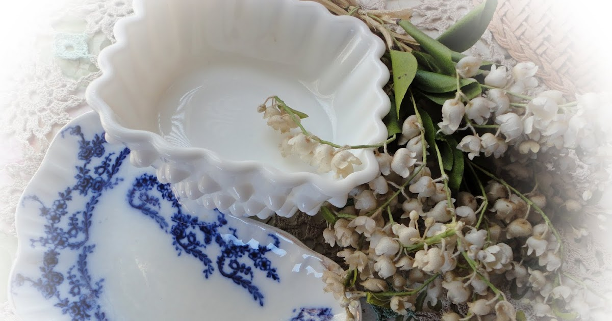Cape Cod Washashore: Thrifty Finds - Little Porcelain Dishes