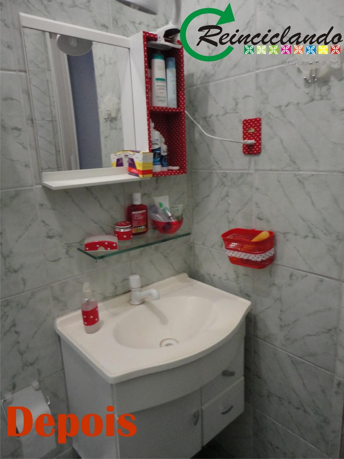 Reinciclando: O Antes e Depois de um banheiro com ape  #C73104 1200x1600 Antes E Depois De Um Banheiro