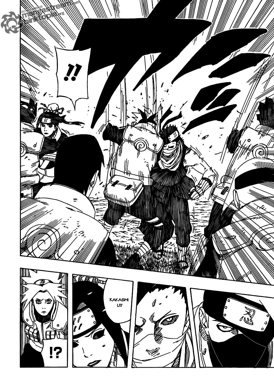Naruto chap 521 Trang 13 - Mangak.info