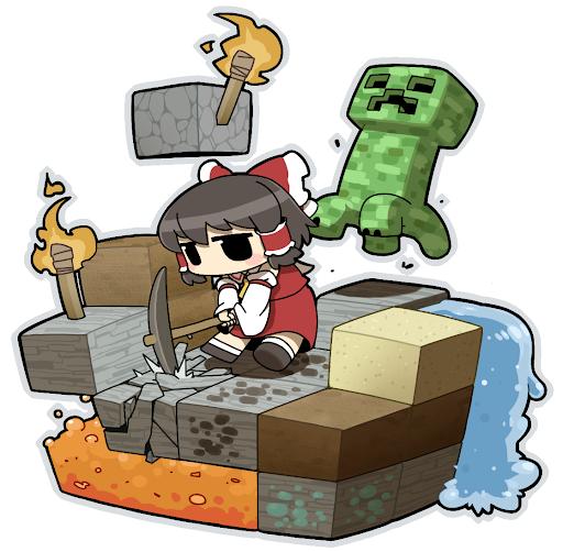 Minecraft Kawaii