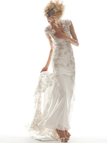 Elizabeth Fillmore 2013 wedding dresses - Arabelle