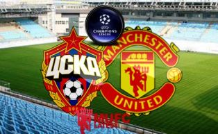 Preview CSKA Moscow vs Mancester United