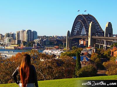 Spectacular Views of Sydney