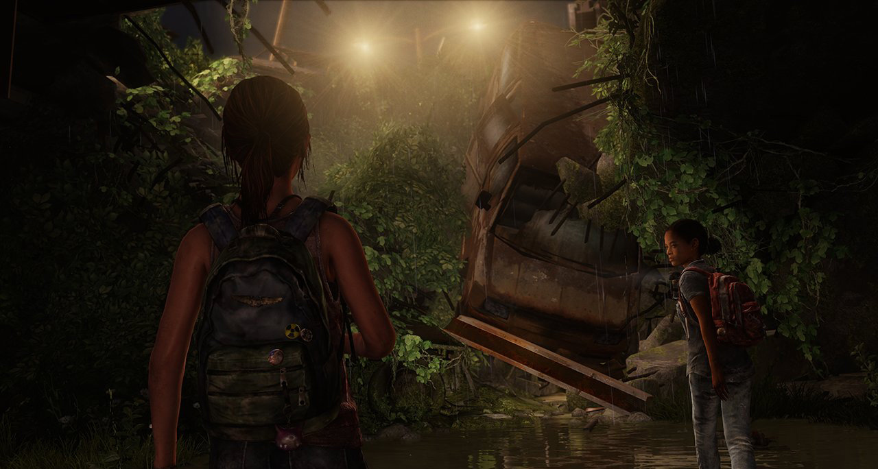 The Last of Us Left Behind screenshot