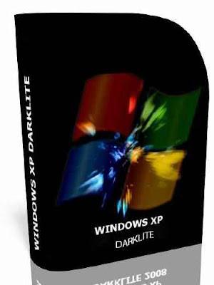 Windows Xp Sp3 DarkLite Edition (2011) SATA Version